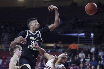 Wake Forest Boston College Basketball