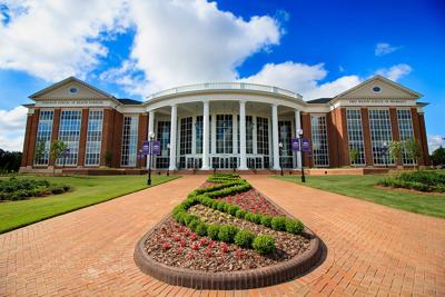 Congdon Hall at High Point University