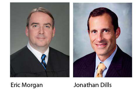 Eric Morgan and Jonathan Dills