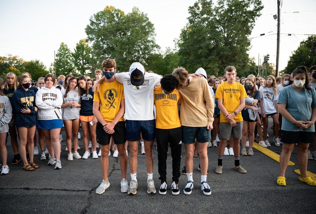 Mount Tabor UMC Prayer Vigil