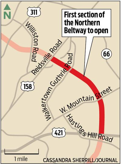 Northern Beltway map WEB ONLY
