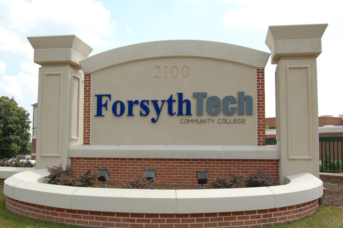 Forsyth Tech sign 2020