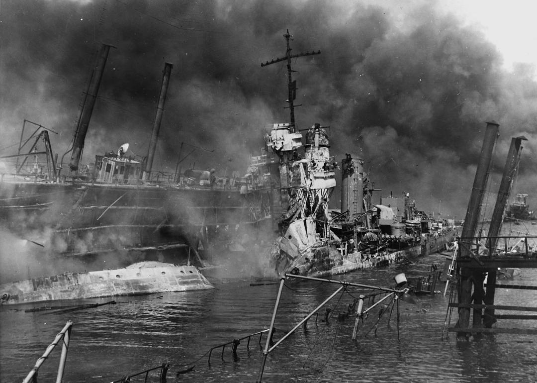December 1941: Pearl Harbor