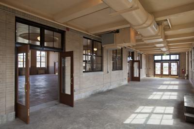 Union Station renovation