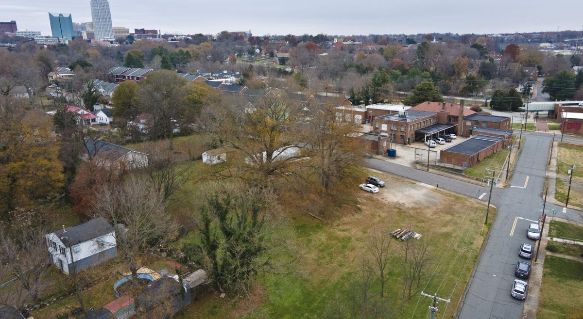 Old Salem land sale