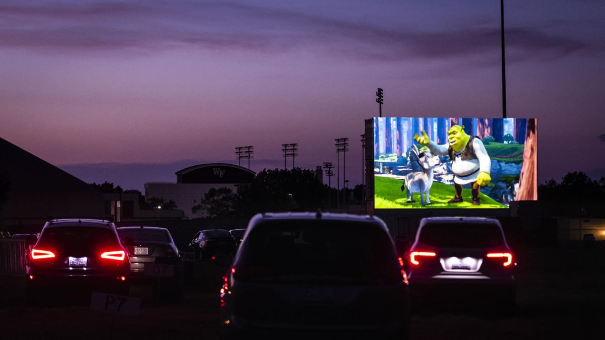 Drive In Revival Gives Audiences A Chance To Get Out In And Around Winston Salem Entertainment Journalnow Com