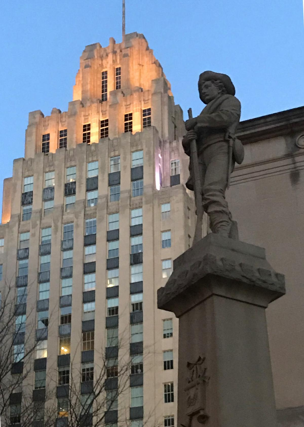 Confederate statue can be moved by Winston-Salem, judge