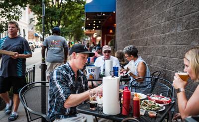 Progress Edition Restaurant Row