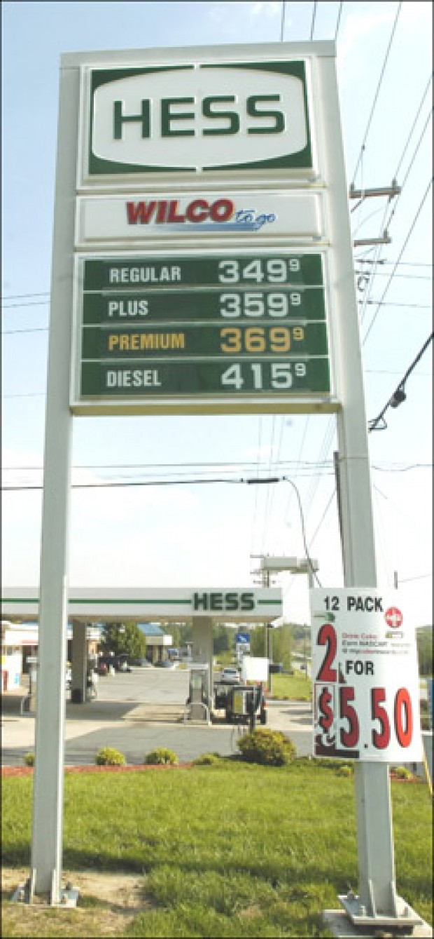 while it lasted opening of sheetz store set off gas price war on rh journalnow com