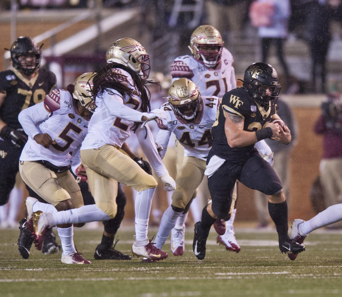 Wake Forest Florida State football