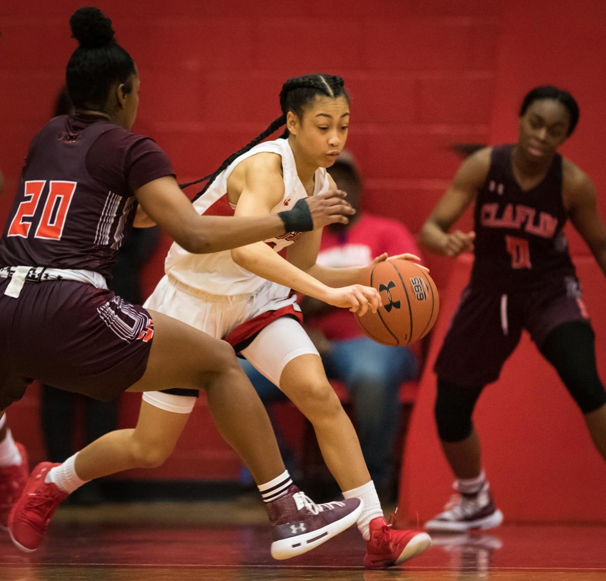 WSSU Claflin Basketball