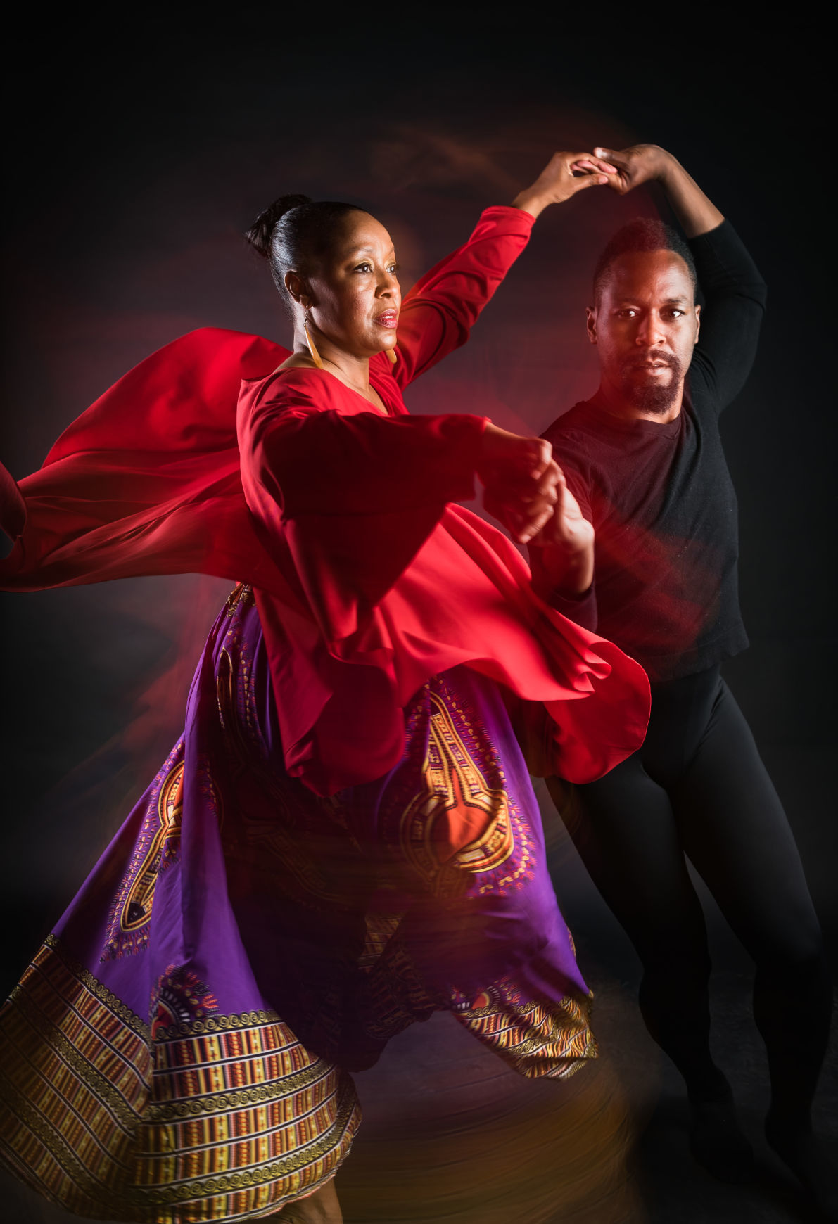 Monica and Jerome International Dance Experience