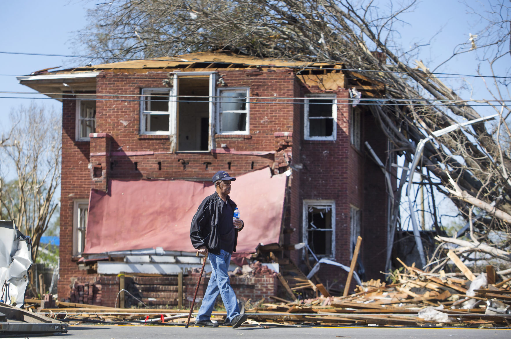 WGHP/FOX8 to hold telethon to help victims of Sunday's tornado | Winston Salem Journal
