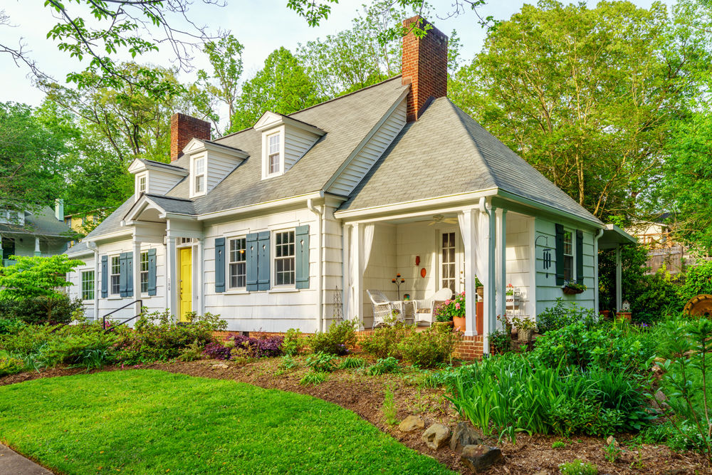 Kim Mitchell's Washington Park home