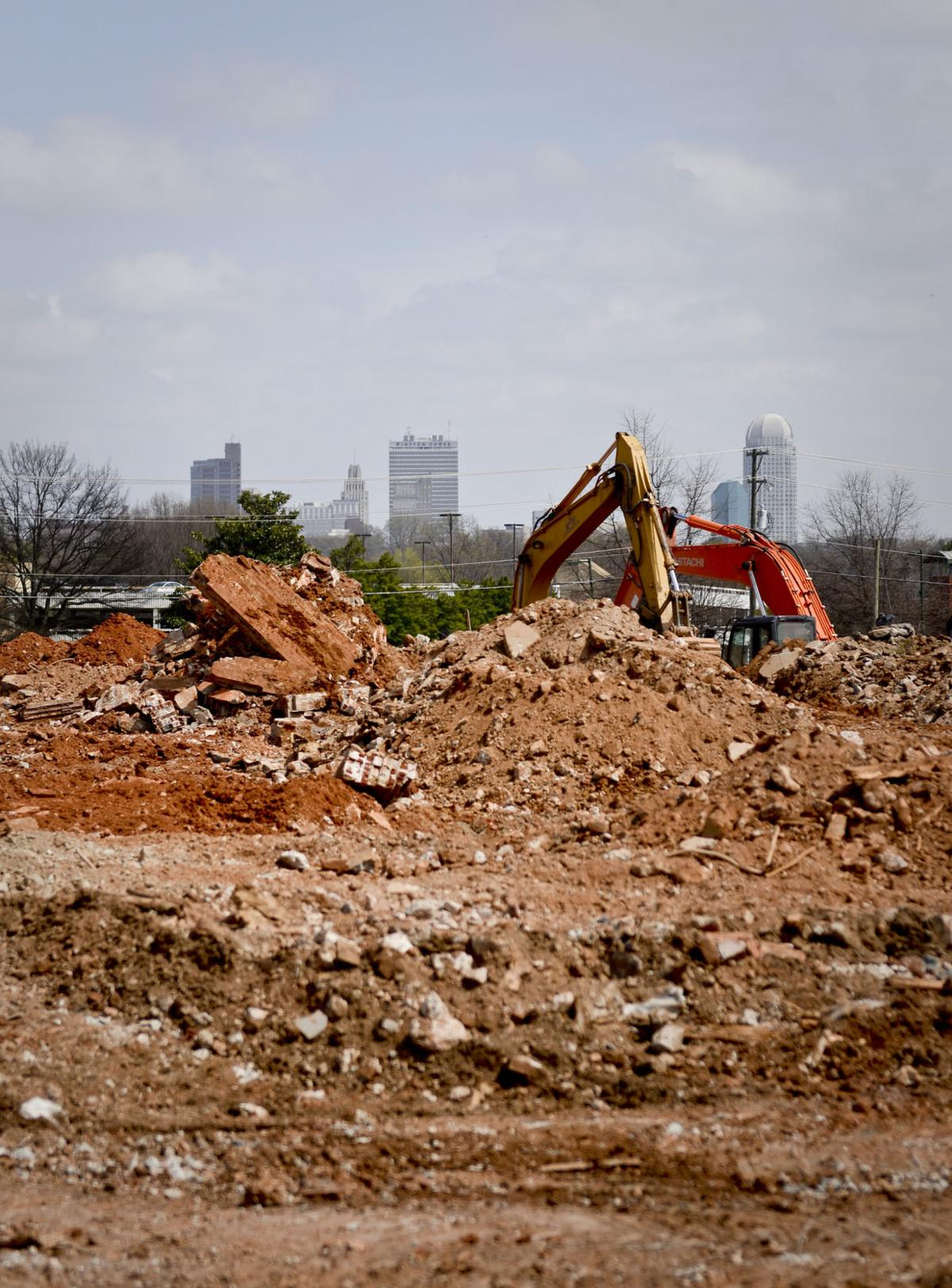 Grading under way at Miller Street site of new Publix | Local News ...
