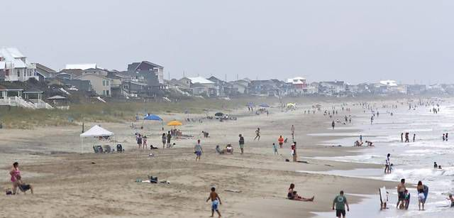Emerald Isle Top North Carolina Beach Says Usa Today Poll State Region Journalnow