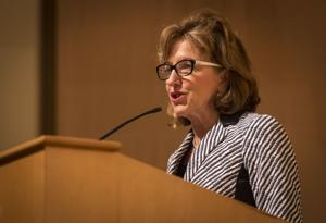 Kay Hagan hospitalized with pneumonia; family accepts honors on her behalf
