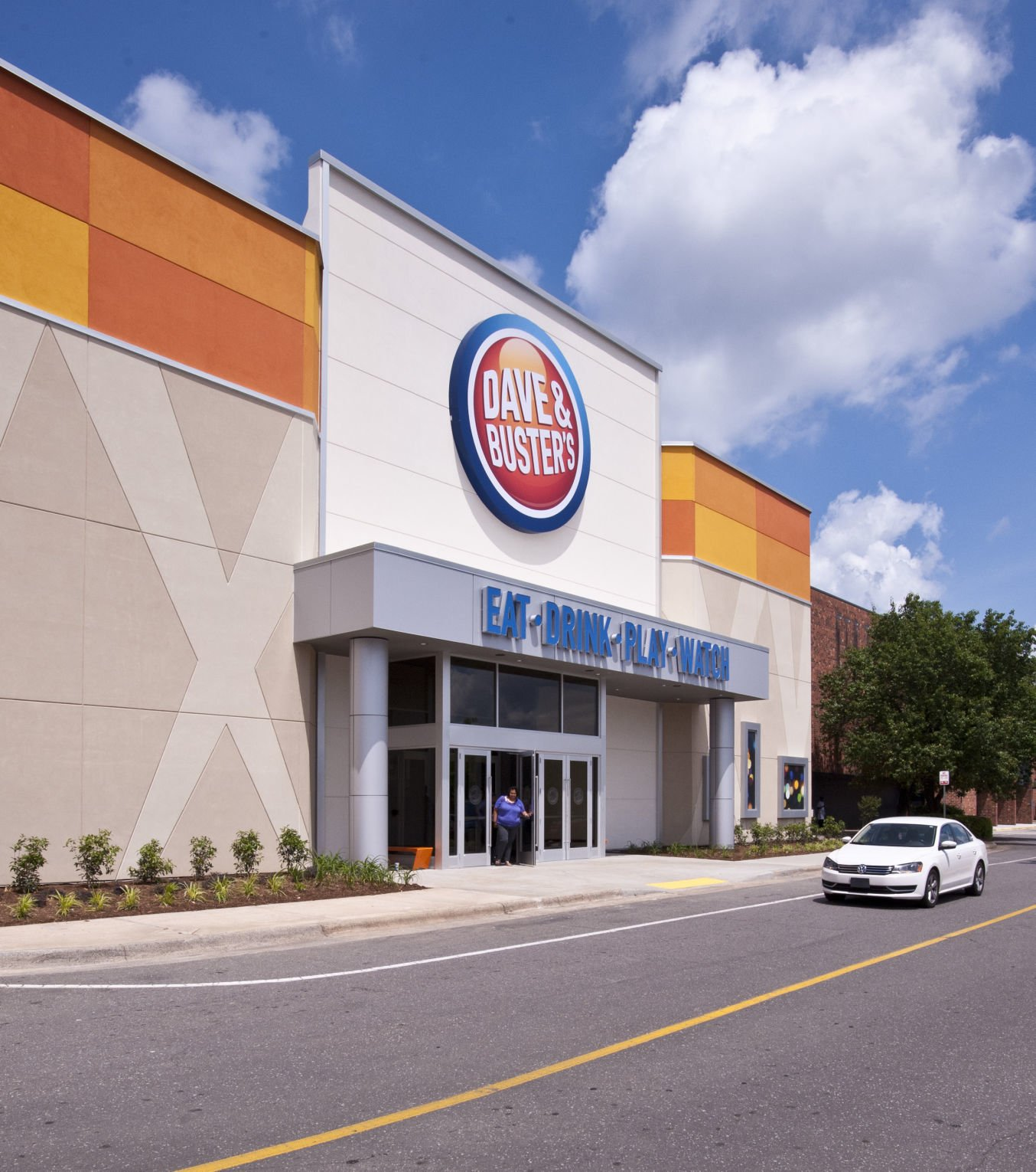dave buster s opens monday in winston salem site aims to draw new rh journalnow com