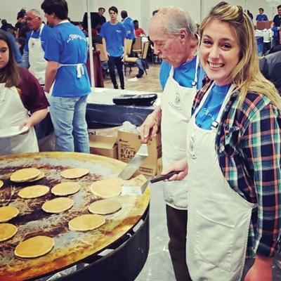 Katlyn pancakes