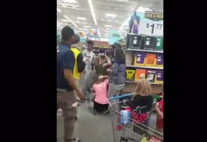 Watch Woman Pulls Gun In Walmart In Fight Over Notebook Nation World