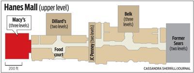 MAP: Macy's location