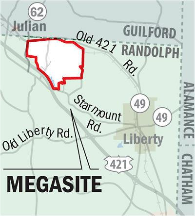 Randolph County buys land for megasite | Business