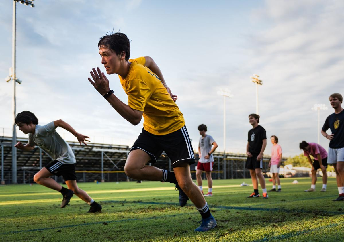 Mount Tabor Soccer Conditioning COVID-19