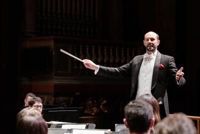 Go Triad - Piedmont Wind Symphony and Vagabond Saints' Society