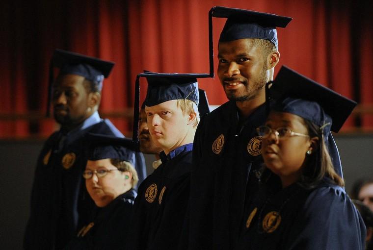 College Program Builds Skills Self Esteem For Learning Disabled