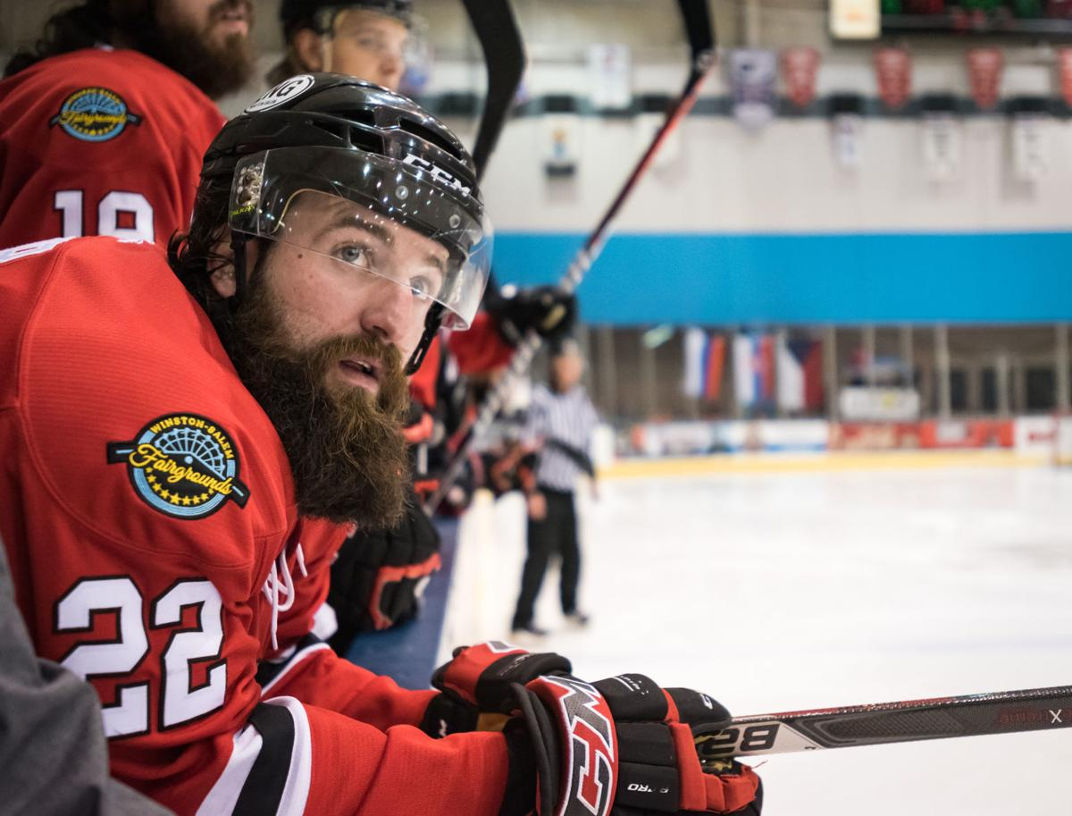 Carolina Thunderbirds Elmira Enforcers Hockey