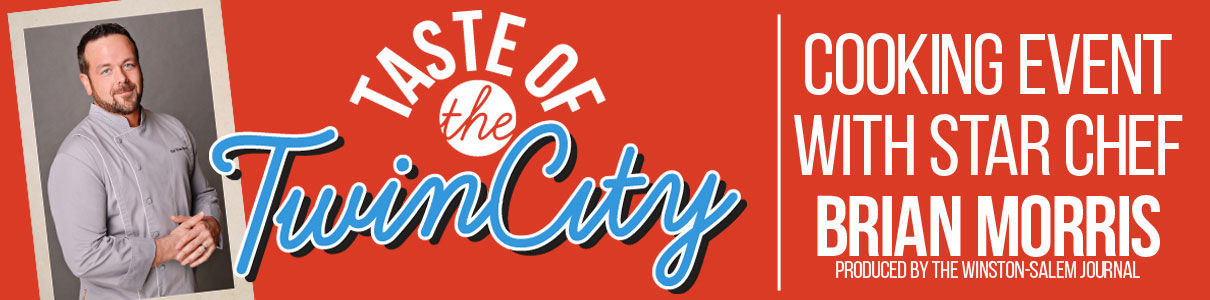 Taste of The Twin City with star chef Brian Morris