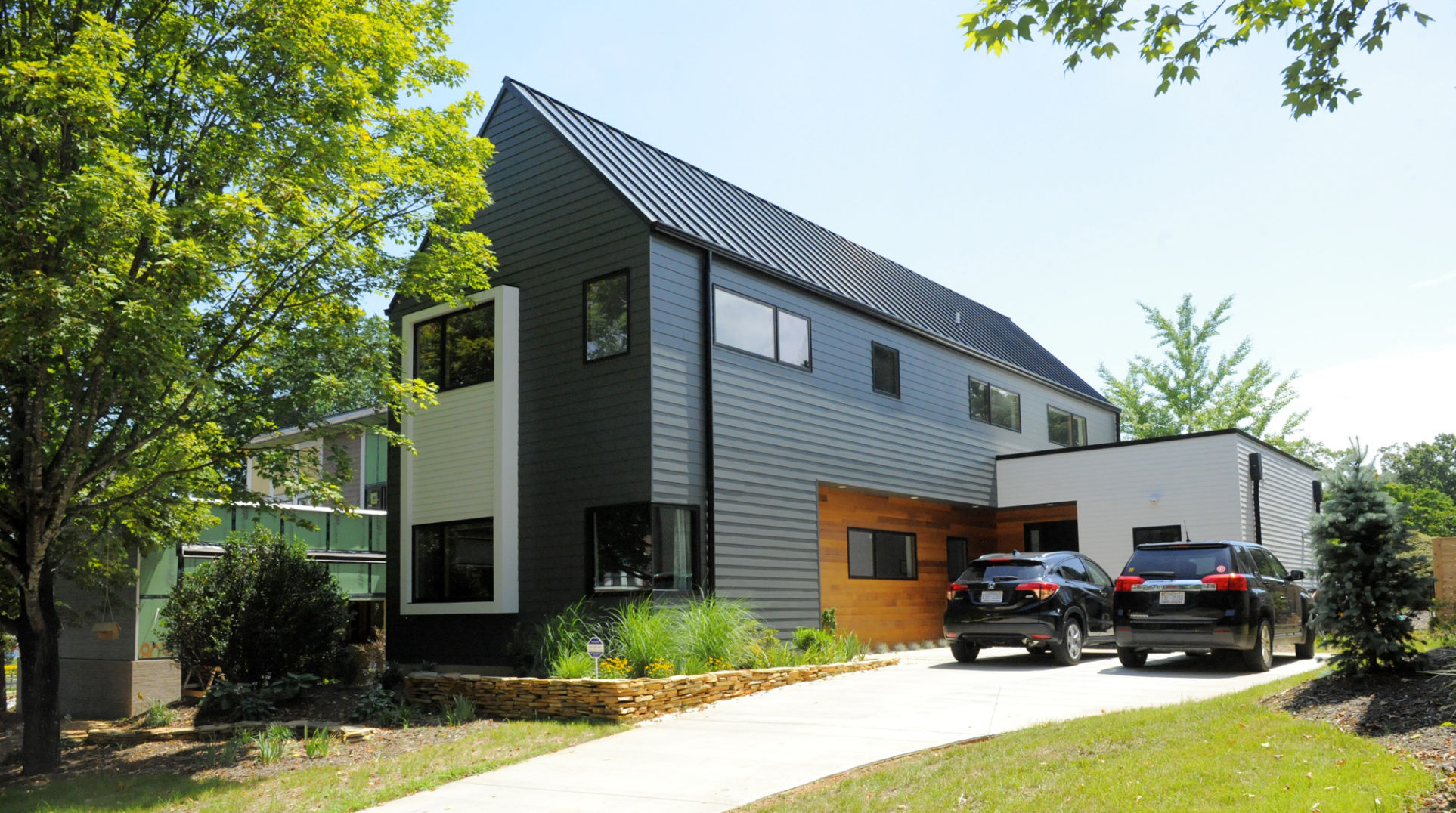 West Salem goes modern with 5 new homes Home journalnowcom
