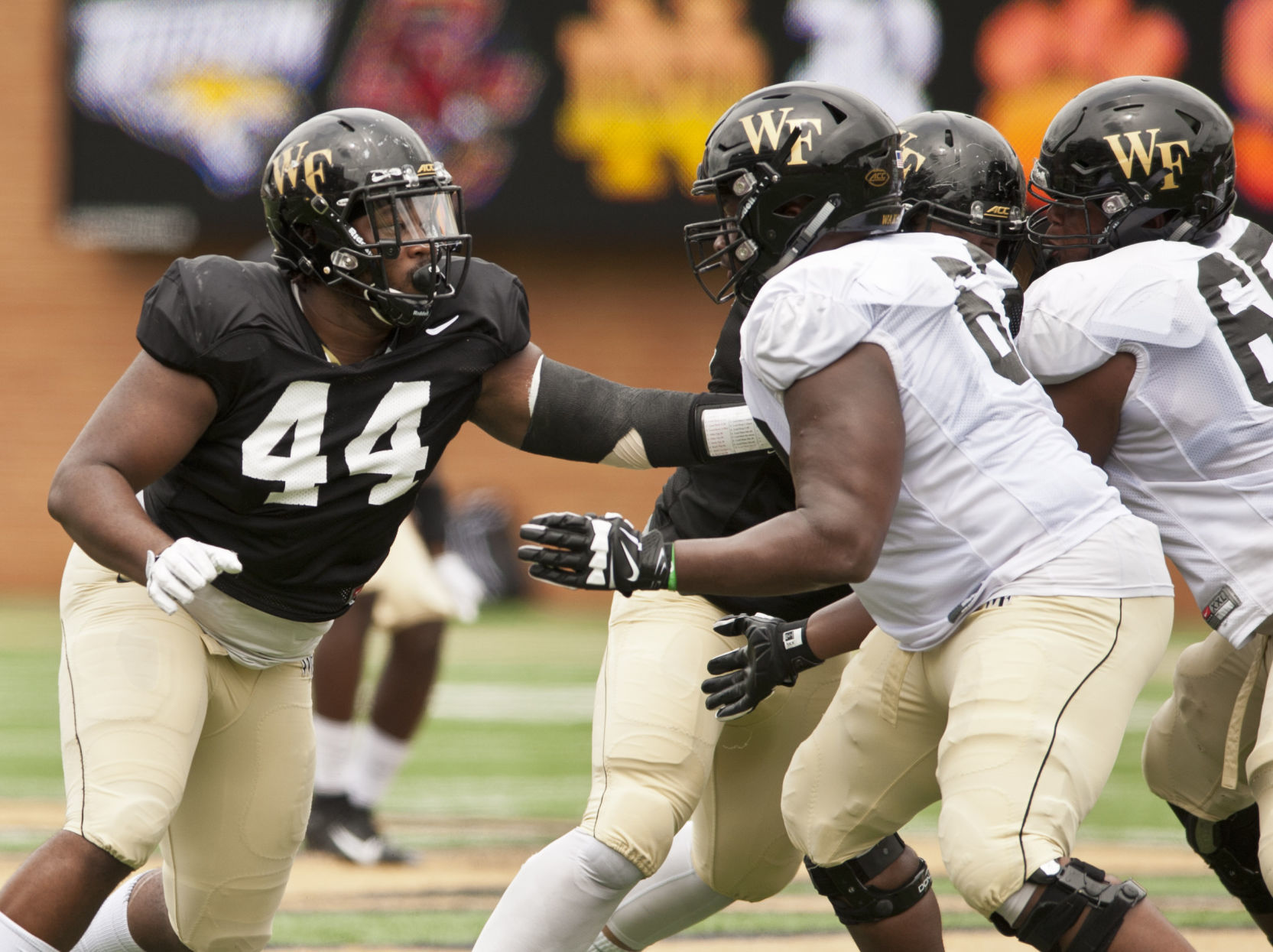 Wake Forest player suffers 'number of serious injuries in his lower body' in car accident   Winston Salem Journal