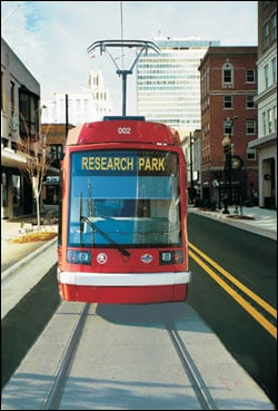 Image result for winston-salem streetcar