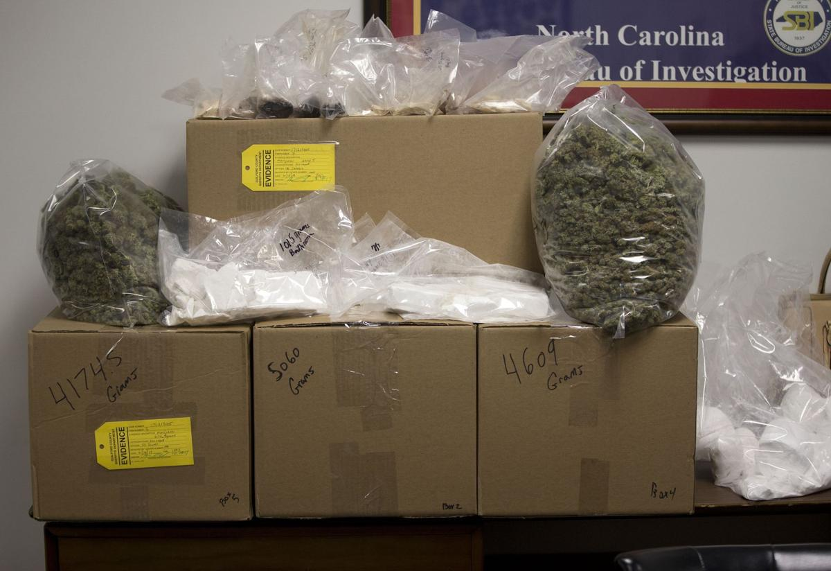 Operation Cash Cab' takes down major Greensboro drug trafficking