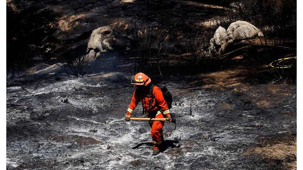 Book review: 'Breathing Fire' by Jaime Lowe talks about who was really fighting wildfires