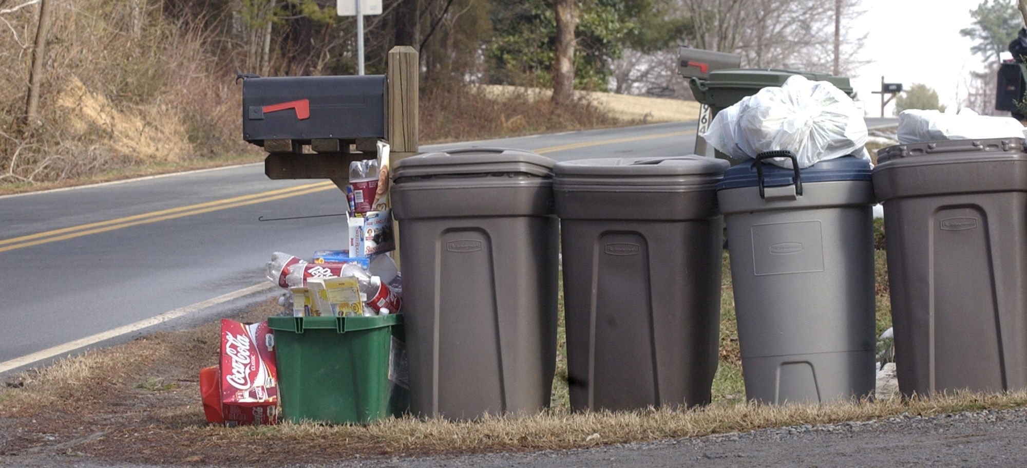 Garbage collection in Winston-Salem canceled for Tuesday; landfills open with adjusted hours | Winston Salem Journal