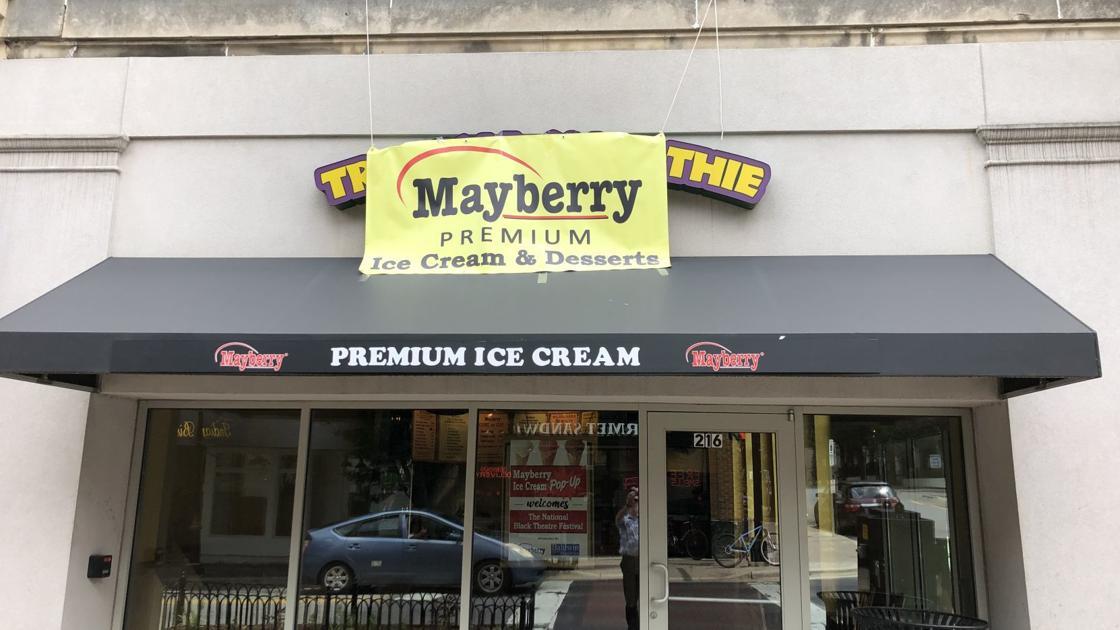 Mayberry Ice Cream