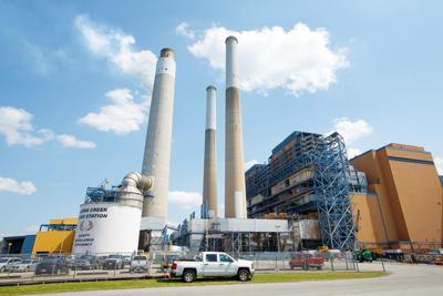 Belews Creek plant