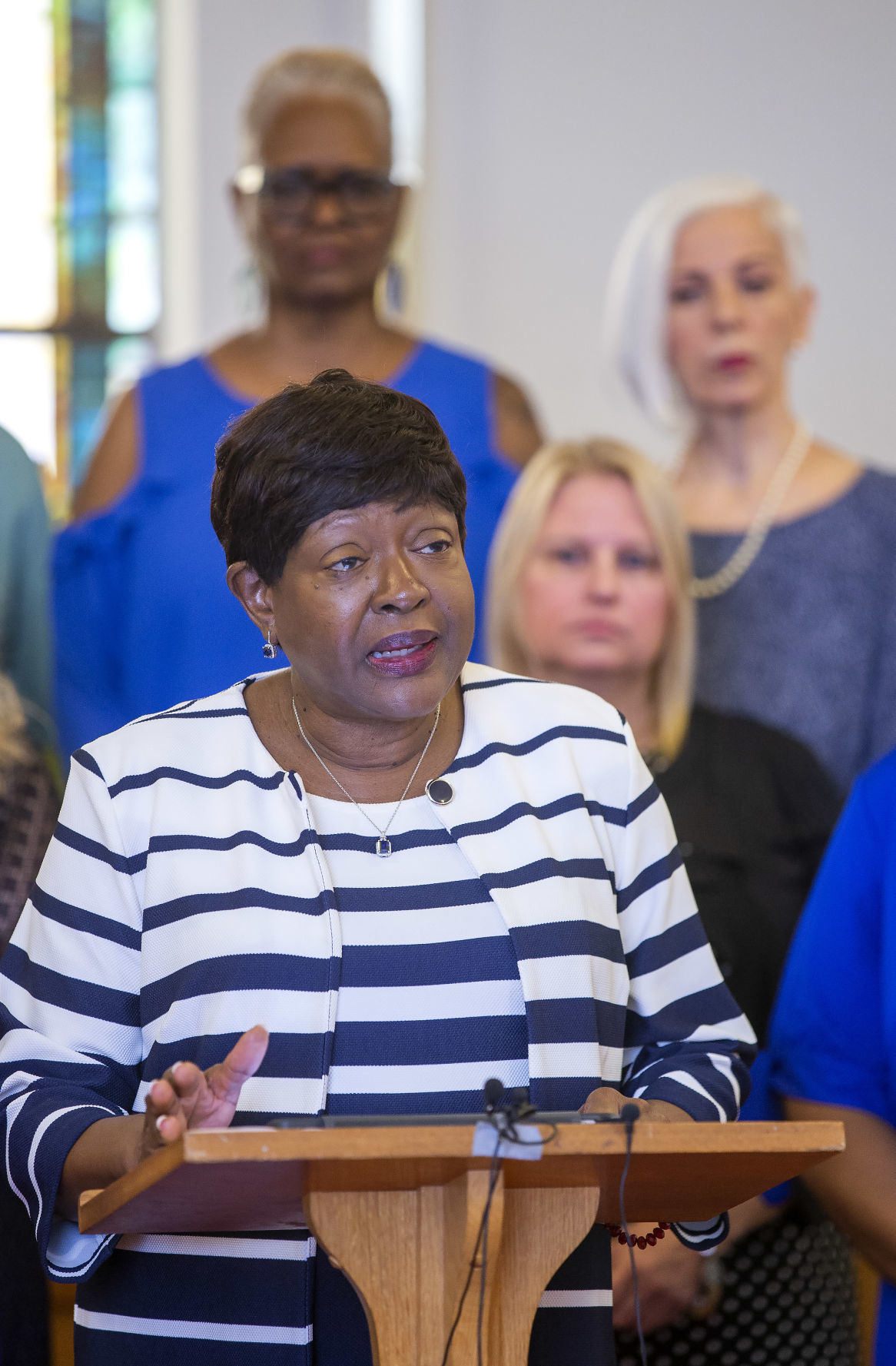 Women call for NAACP to expel member over harassment