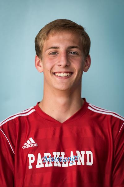 HSX Parkland Soccer Luke Guldberg