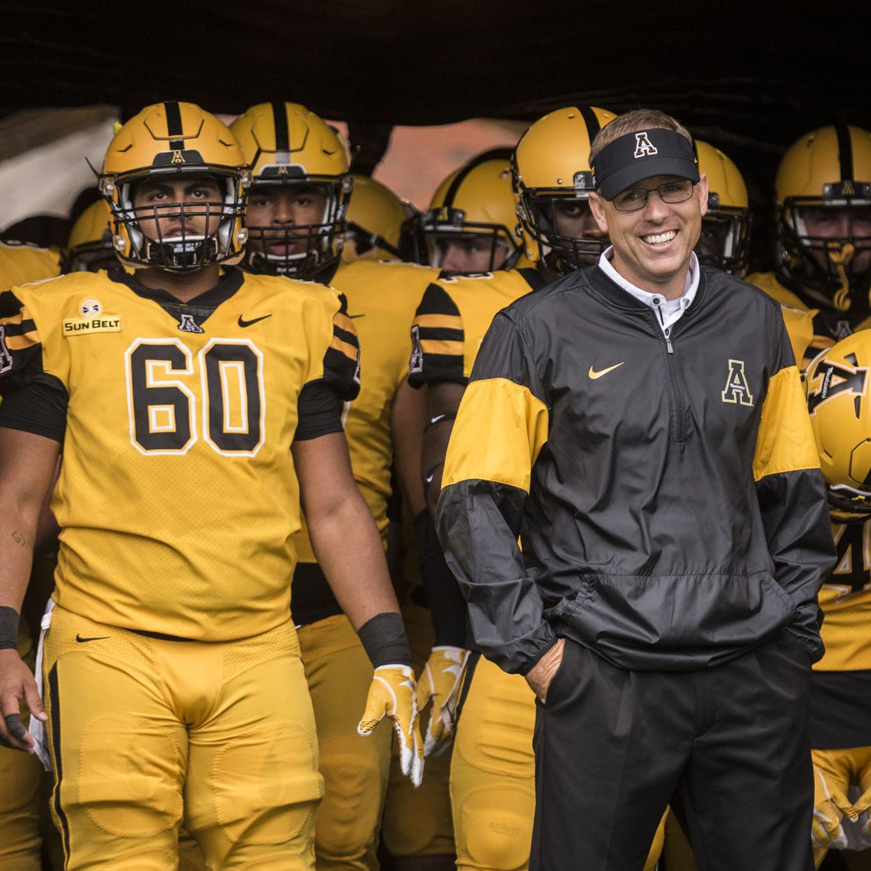App state football schedule 2020