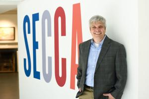New SECCA executive sees art as tool for education and peace
