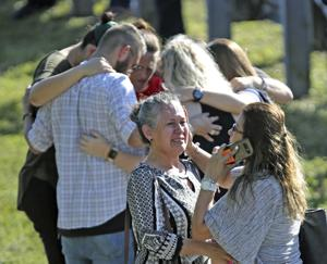 'Terrifying as a parent,' says organizer of Winston-Salem march; uncle of Parkland, Fla., school shooting victim among speakers