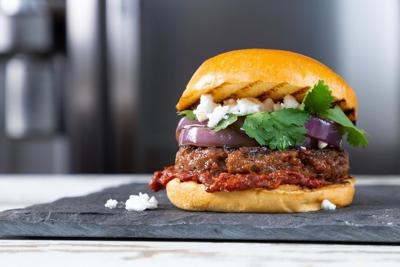 Vegetarian Beyond Burger - Meat free lent recipes Vegetarian Meat free lent recipes