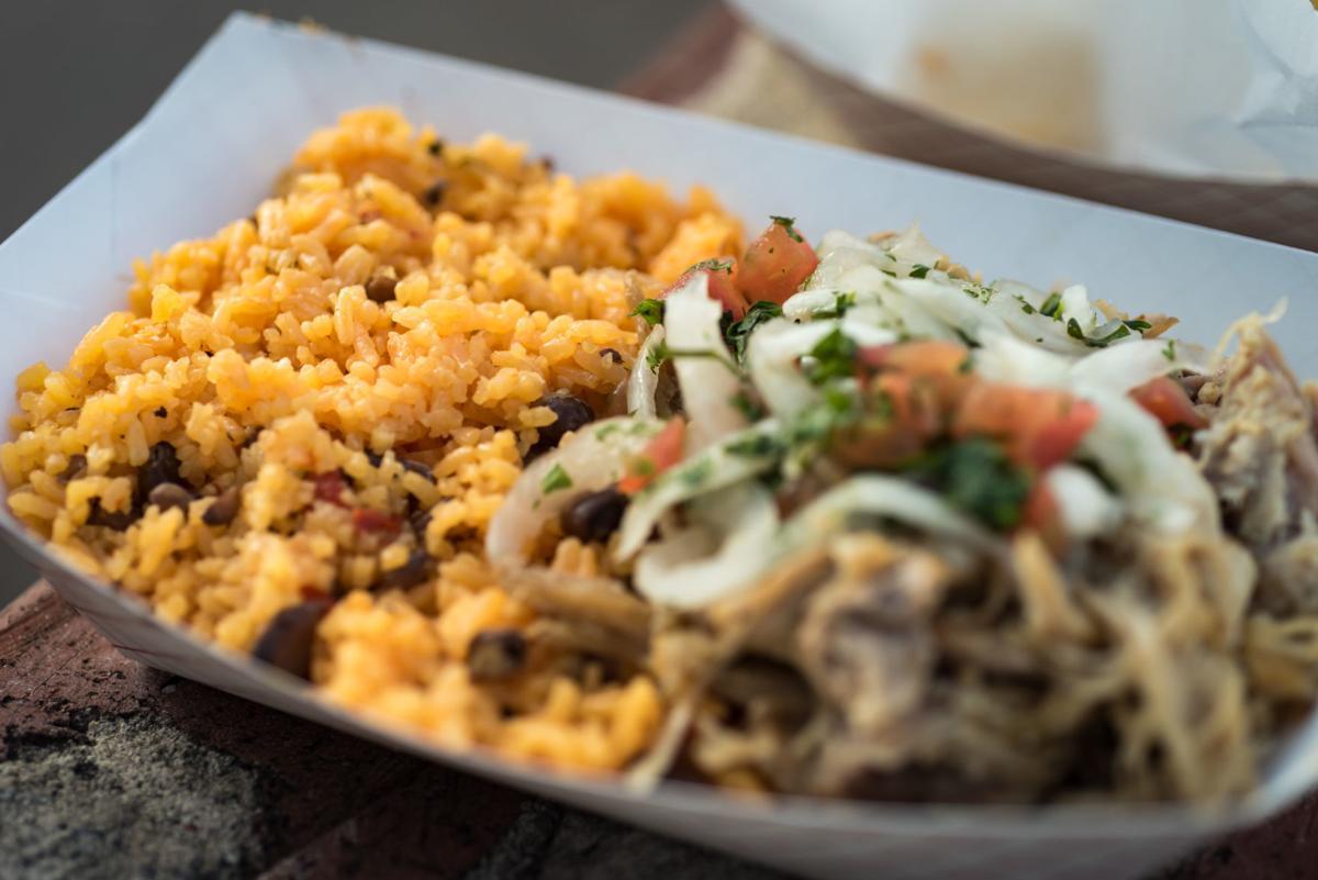 Que Viva Latin Street Grill