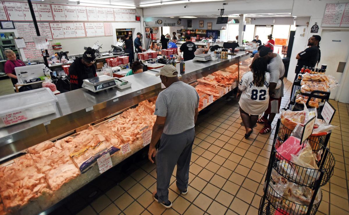 Ogburn Station Meat Market