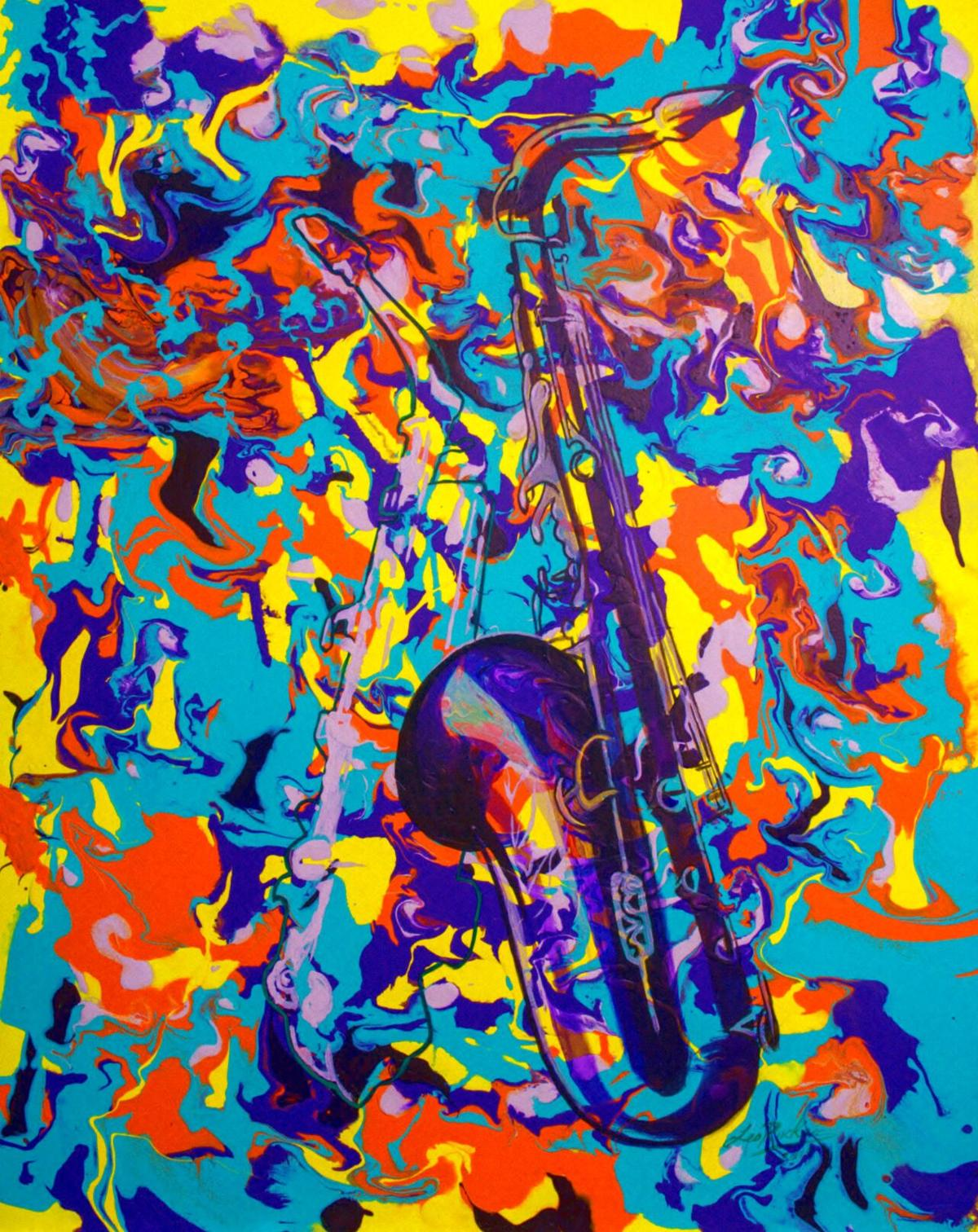 """My Jazz Pulse"" by Leo Rucker (copy)"