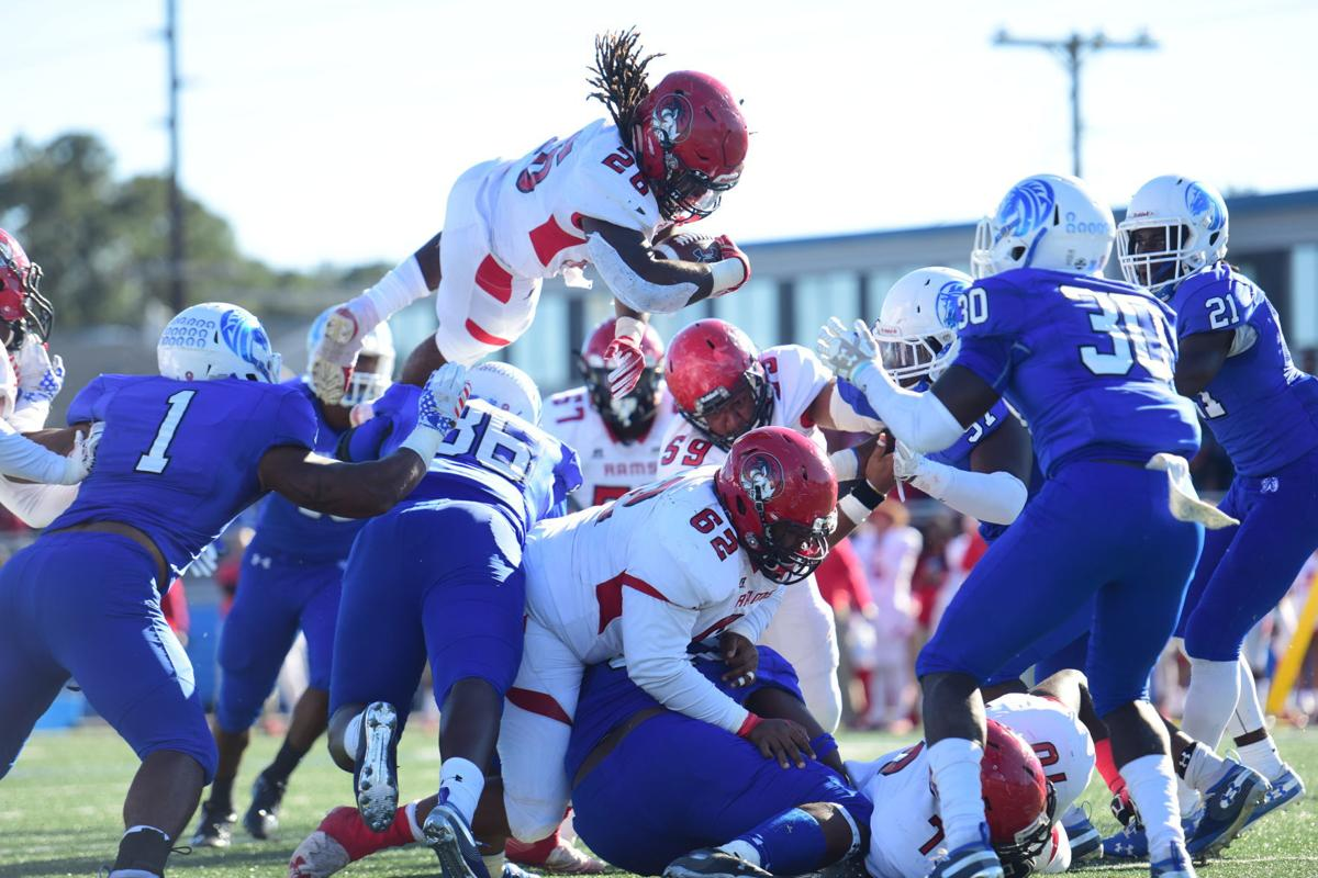 Wssu Closes Out Disappointing Season In Style With A 51 21 Blowout