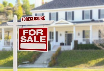 Foreclosures web